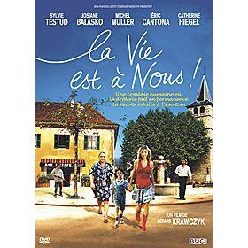 DVD FILM DVD La Vie est à nous !