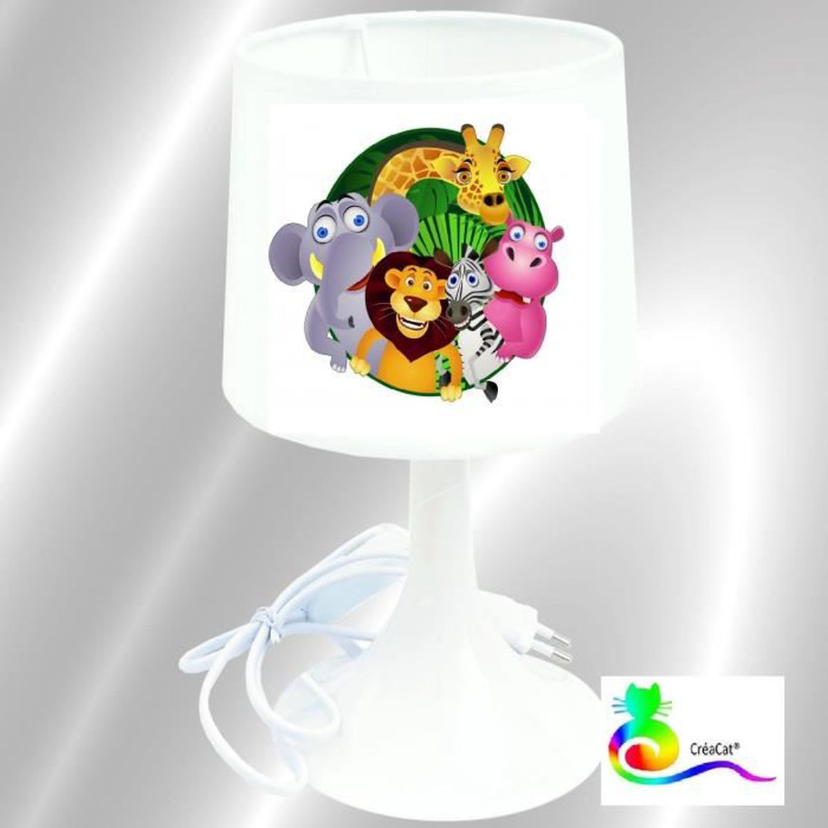 Luminaire jungle
