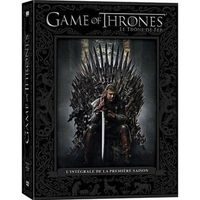 DVD SÉRIE DVD Game of thrones, saison 1