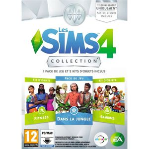 JEU PC SIMS 4 Collection #6 Jeu PC