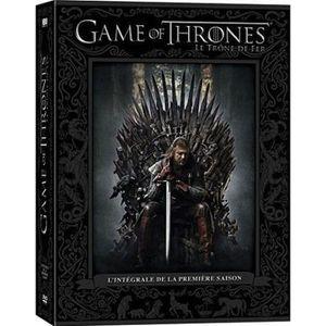DVD SÉRIE DVD Game of thrones, saison 1
