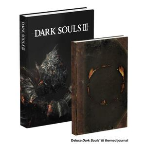 GUIDE JEUX VIDÉO Guide Dark Souls Edition Collector