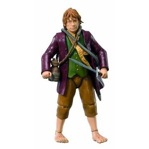 The Hobbit - Figurine Articulée Bilbo - 15cm