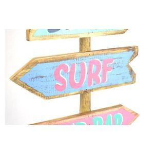 Panneau décoratif. Déco style Surf, chambre enfant ado ...