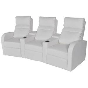 CANAPÉ - SOFA - DIVAN Fauteuil chaise siège lounge design club sofa salo