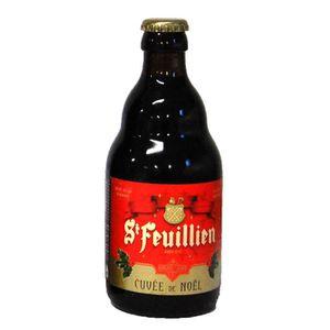 BIÈRE Bière St Feuillien Cuvée de Noël