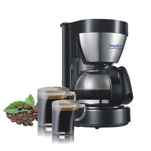 MACHINE À CAFÉ 0.65L cafetière électrique goutte à goutte Machine