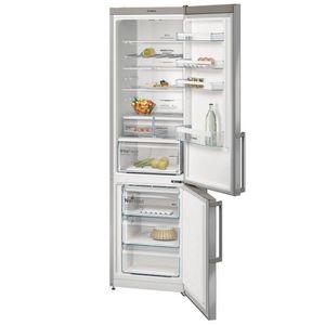 RÉFRIGÉRATEUR CLASSIQUE Réfrigérateur combiné 60cm 366l a++ no frost finit