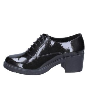 DERBY FRANCESCO MILANO Chaussures Femme Derbies Verni No