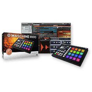 INTERFACE AUDIO - MIDI Controleurs Midi Maschine Mikro MK2 MaschineMik…