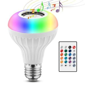 AMPOULE - LED 12W Ampoule RGB Connectée LED WiFi Intelligente En