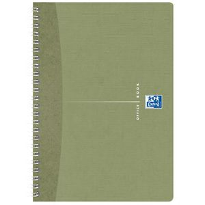 FEUILLET MOBILE OXFORD Cahier reliure intégrale A5 - 180 pages - P