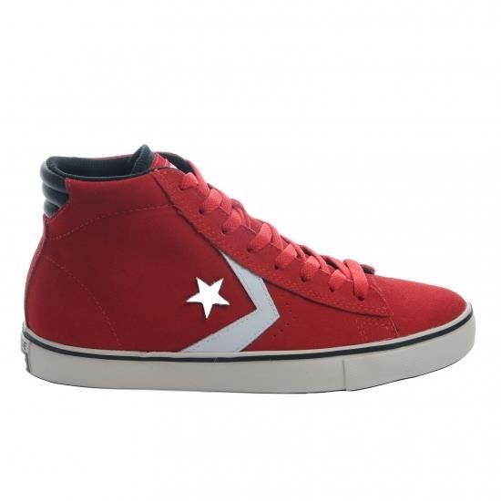 Converse - PROLTHRVULCMID  Rouge - Achat / Vente basket