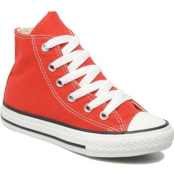 CONVERSE Baskets Chuck Taylor All Star Core Hi Chaussures Enfant Mixte