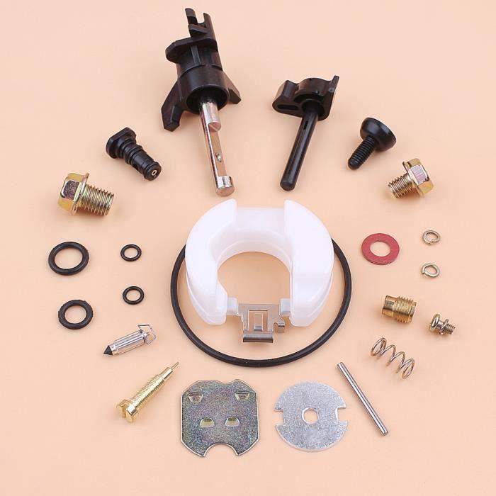 Kit de réparation de carburateur pour HONDA GX120 GX160 GX200 GX 120 160 200 168F 5.5HP 6.5HP moteur de moteur de faucheuse de