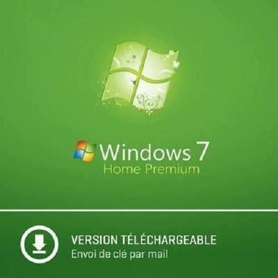 Windows 7 Home Premium 32/64 bits A Télécharger