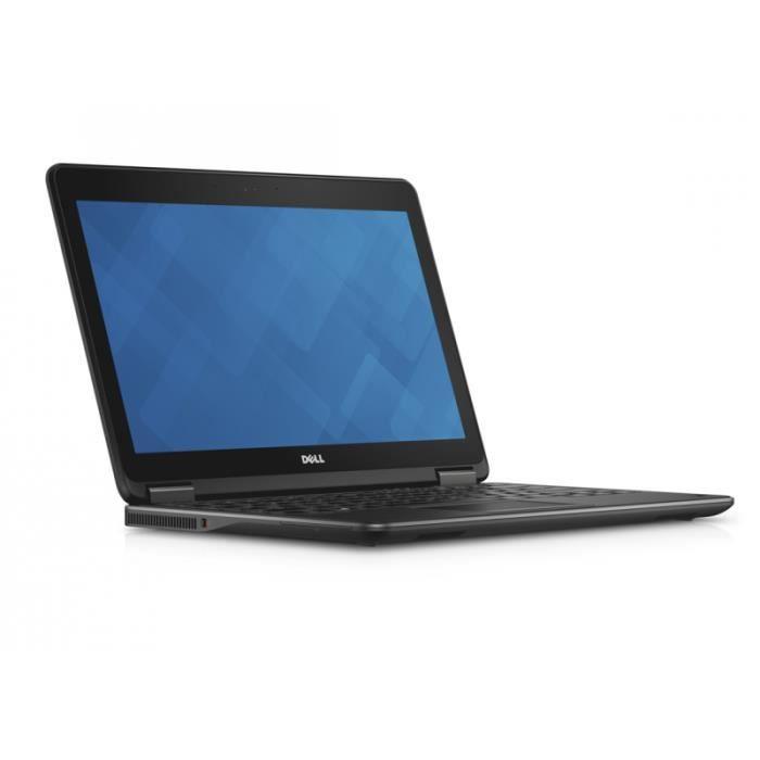 Dell Latitude E7240 - 4Go - 128Go SSD