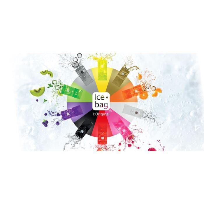 Seau rafraîchisseur ICE BAG - coloris du produits:Transparent