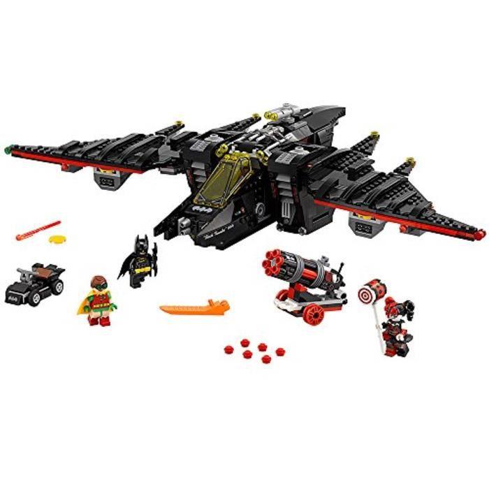 Jeu D'Assemblage LEGO MVFRV BATMAN FILM Le Batwing 70916 Kit de construction
