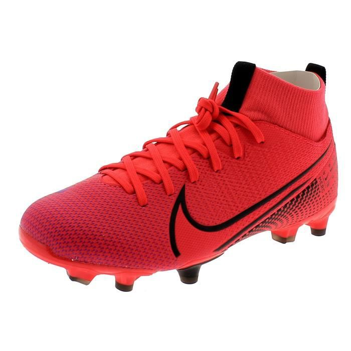 NIKE JR SUPERFLY 7 ACADEMY FG/MG CHAUSSURES DE FOOTBALL PUOR GARCON AT8120606