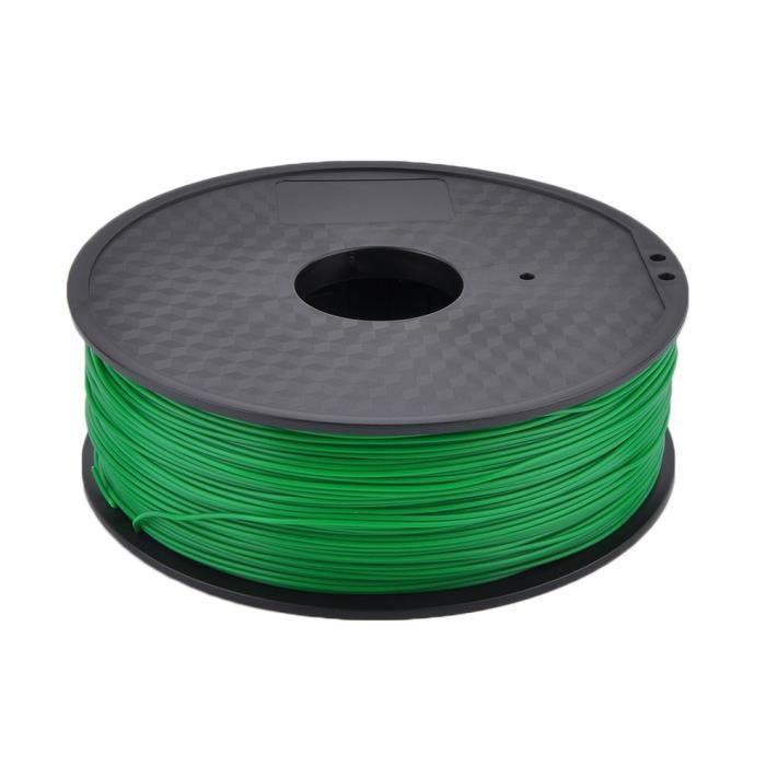 1.75Mm 3D imprimant des accessoires d'imprimante de consommables D'abs de filaments D'abs 1Kg