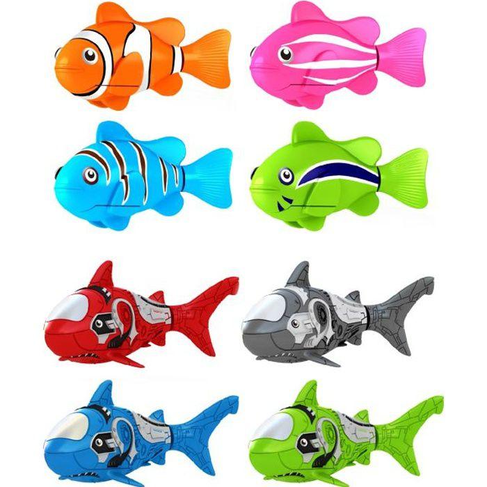 Blister Robo Fish