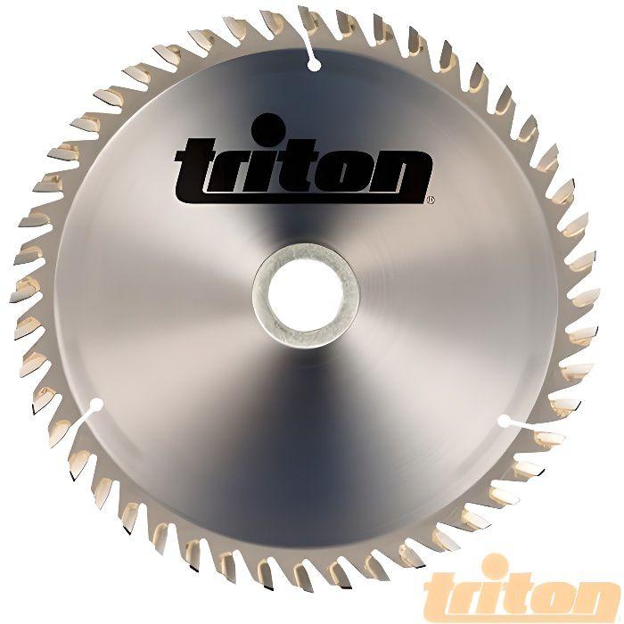 TRITON Lame pour scie circulaire plongeante - 60 dents