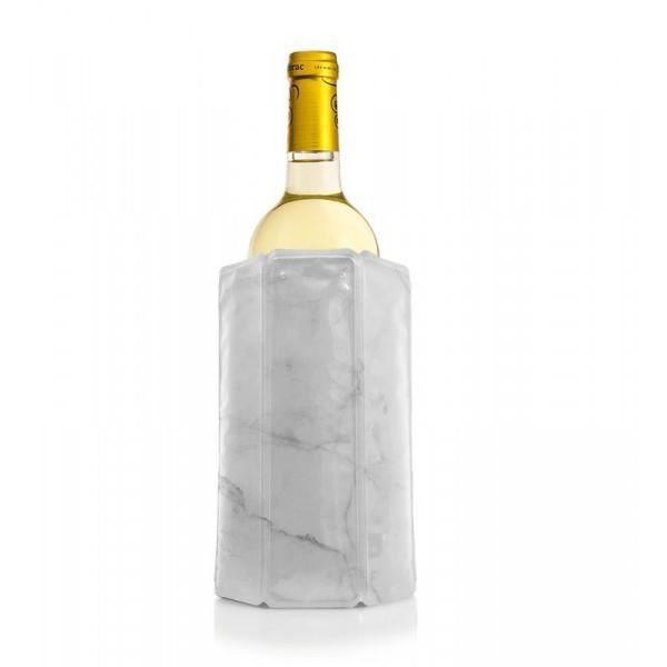 VACUVIN Rafraîchisseur à vin Marbre