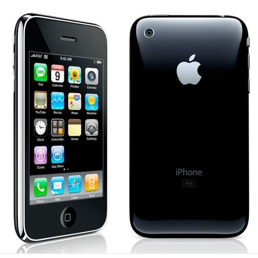 apple iphone 3g 8gb couleur noir debloque achat. Black Bedroom Furniture Sets. Home Design Ideas