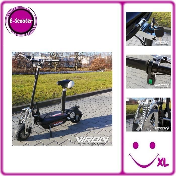 e scooter 800 watt viron achat vente trottinette. Black Bedroom Furniture Sets. Home Design Ideas