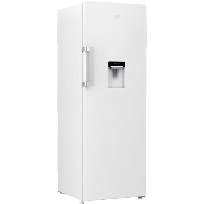 RÉFRIGÉRATEUR CLASSIQUE BEKO - RSSE415M23DW - Réfrigérateur 1 porte - 359L