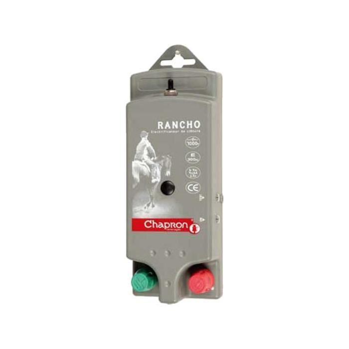 Electrificateur De Cloture Pour Randonnee Equestre Rancho Achat