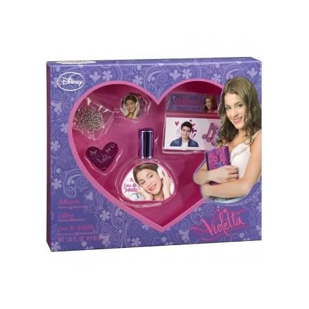 coffret eau de toilette violetta achat vente coffret cadeau parfum coffret eau de toilette. Black Bedroom Furniture Sets. Home Design Ideas