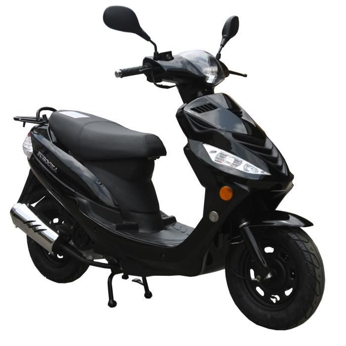 scooter a3 50cc 4t noir achat vente scooter scooter a3 50cc 4t noir cdiscount. Black Bedroom Furniture Sets. Home Design Ideas
