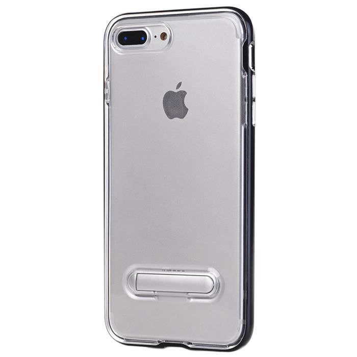 coque iphone 8 plus silicone support