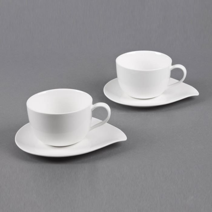Table passion coffret 2 tasses sous tasses achat for 2 sous de table