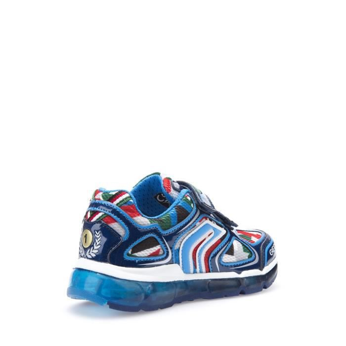 Baskets Jr Android Boy bleues