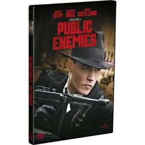 DVD FILM DVD Public Enemies