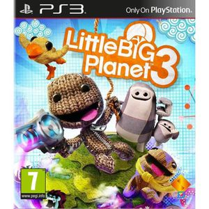 JEU PS3 Little Big Planet 3 Jeu PS3