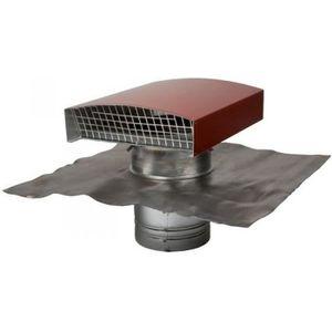 VMC - ACCESSOIRES VMC Sortie de toit - Ø 125 mm - VMC double flux - Anjo