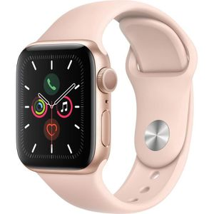 MONTRE CONNECTÉE Apple Watch Series 5 GPS 40 mm Boîtier en Aluminiu