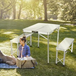 Table De Camping Valise Achat Vente Pas Cher