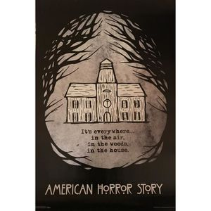 AFFICHE - POSTER American Horror Story - 55,9x86,4 cm - AFFICHE - P