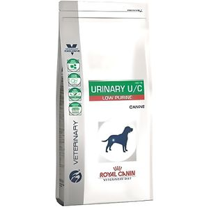 CROQUETTES ROYAL CANIN Croquette Vdiet Urinary U / C Low puri