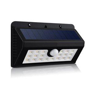 LAMPE DE JARDIN  ILF® 20 LED Eclairage Solaire Extérieur Lampe Sola