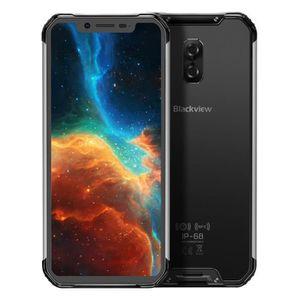 Téléphone portable Téléphone mobile étanche Blackview 2019 BV9600 Hel