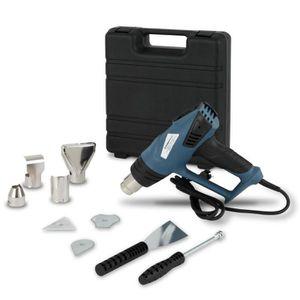 DÉCAPEUR EBERTH Pistolet à air chaud avec Écran LCD, Mallet