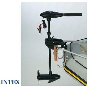 JEUX DE PISCINE Moteur de bateau électrique 0.6 CV INTEX