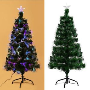 sapin artificiel avec led achat vente sapin artificiel. Black Bedroom Furniture Sets. Home Design Ideas