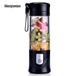 BLENDER Portable Mixeur des Fruits rechargeable avec USB M